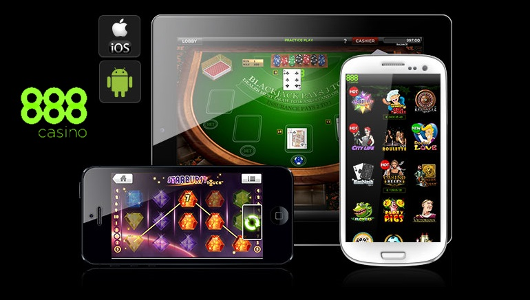 888 Casino Has an Awesome Mobile Site