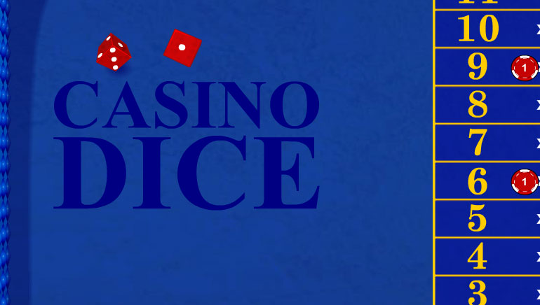 free online casino no deposit required dice and roll
