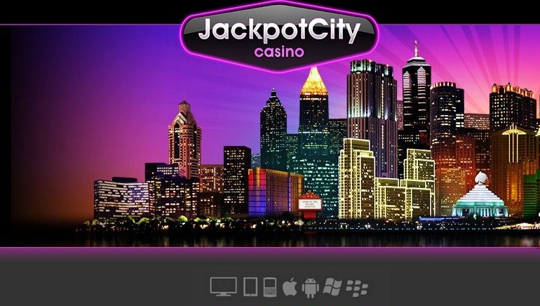 You Get More at JackpotCity Casino