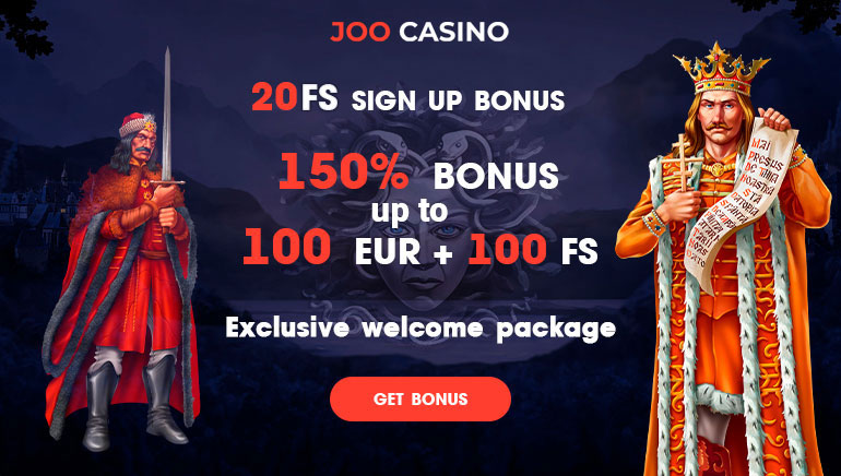 Joo Casino - Exclusive Welcome Package Offer