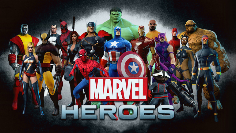 Free Spins With Marvel Slots at bet365