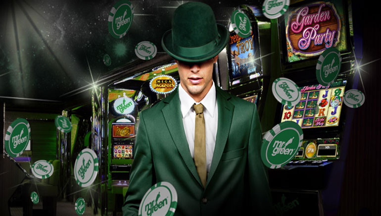 Mr Green Wows Irish Casino Players