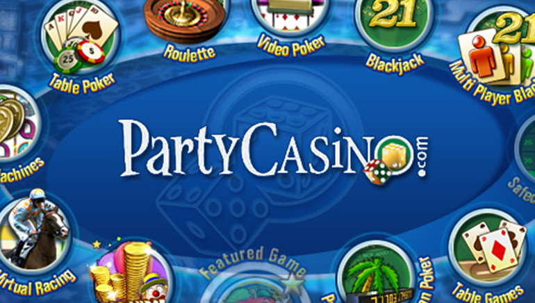 Party Casino: Get Down and Party