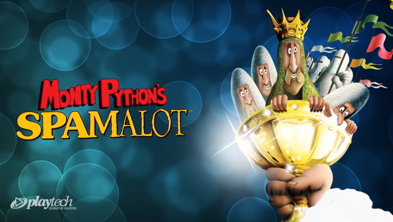 Monty Python's Spamalot Jackpot Soars to $2.5 Million at Europa Casino