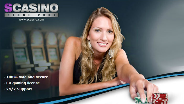 Casino Swiss via Webcam