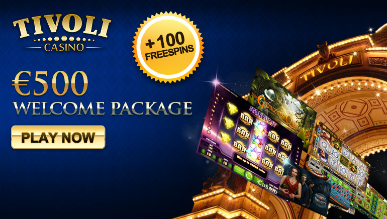 Deposit Bonuses and Free Spins for New Tivoli Casino Members