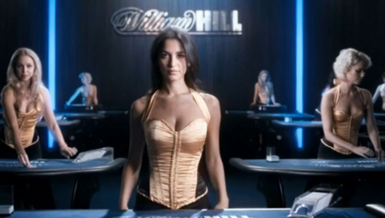 William Hill Launches Weekend TV Campaign